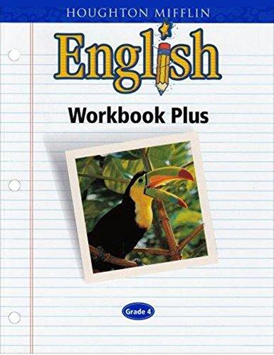 9780618090631: English Workbook Plus: Grade Four