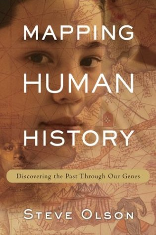 9780618091577: Mapping Human History: Discovering the Past Through Our Genes