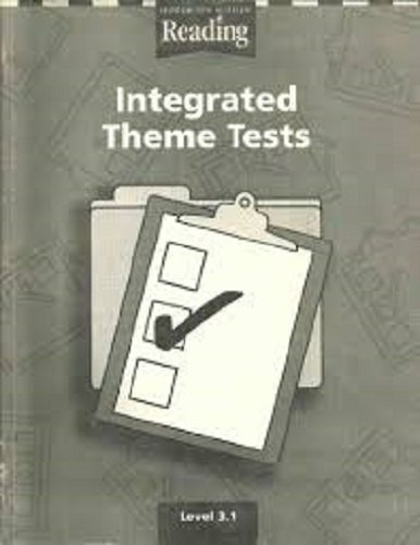9780618092932: Houghton Mifflin Reading: Intergrated Theme Tests Level 2.1