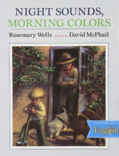 9780618093854: Houghton Mifflin English: Paperback Level K Night Sounds