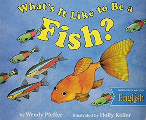 9780618093878: Like to Be Fish, Paperback Level K: Houghton Mifflin English