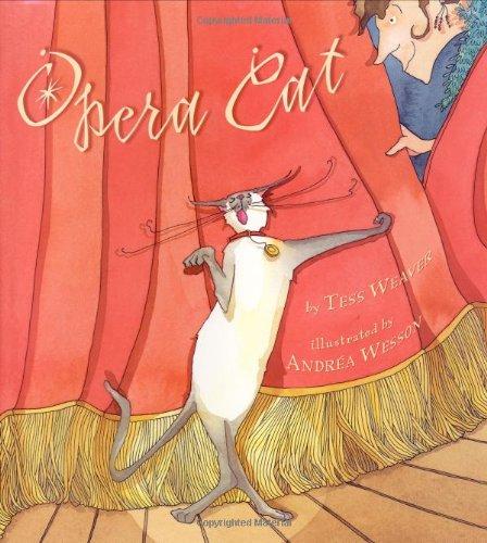 9780618096350: Opera Cat