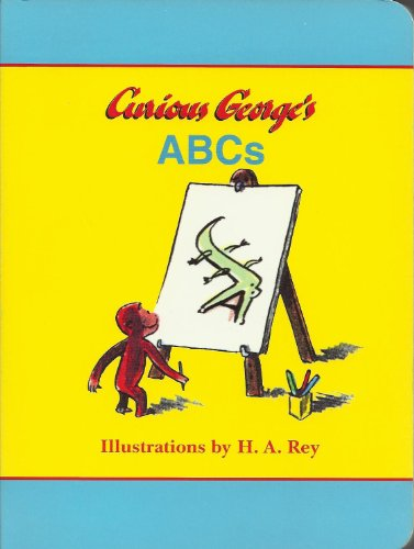 9780618097692: Curious George's ABCs