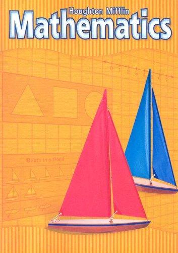 9780618099757: Houghton Mifflin Mathematics: Level 1, Student Edition (Houghton Mifflin Mathmatics)