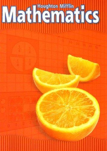 9780618099764: Houghton Mifflin Mathmatics: Student Edition National Level 2 2002