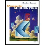 9780618102303: Managerial Accounting Sixth Edition