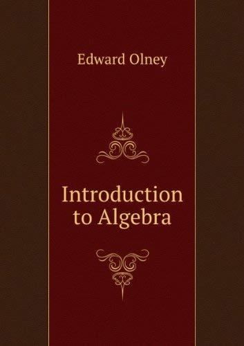 9780618103218: Introduction to Algebra, Fifth Edition, Custom Publication