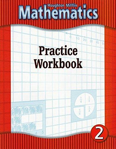 9780618104819: Houghton Mifflin Mathematics: Practice Workbook, Grade 2