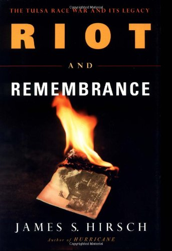 9780618108138: Riot and Remembrance: The Tulsa Race War and Its Legacy