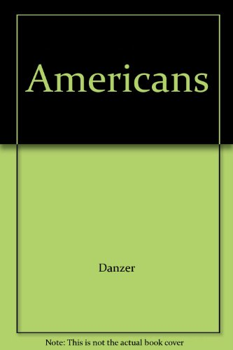 9780618108190: The Americans