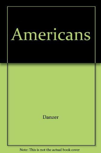 9780618108190: Americans Teacher Edition