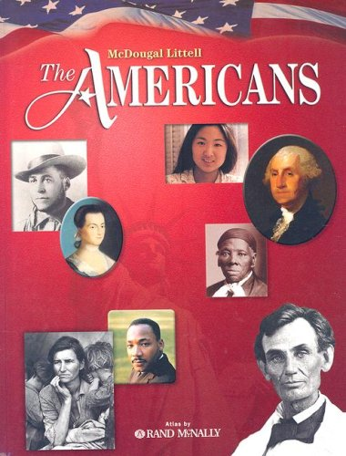 9780618108787: McDougal Littell The Americans: Student Edition Grades 9-12 2003