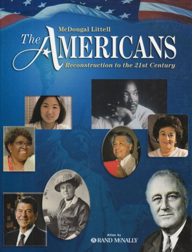 9780618108794: The Americans: Student Edition Bundle Grades 9-12 Reconstruction to the 21st Century 2003