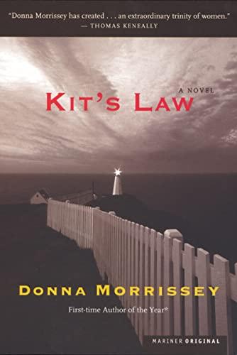 9780618109272: Kit's Law: A Novel