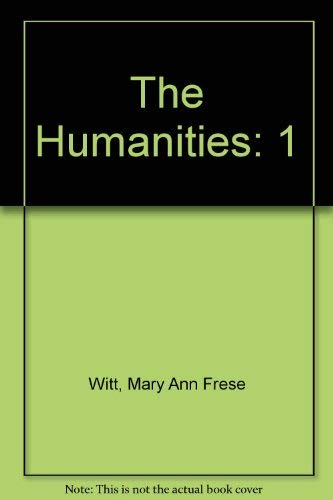 9780618109562: Humanities, Volume 1 And Audio Cd-rom, Volume 1 Sixth Edition