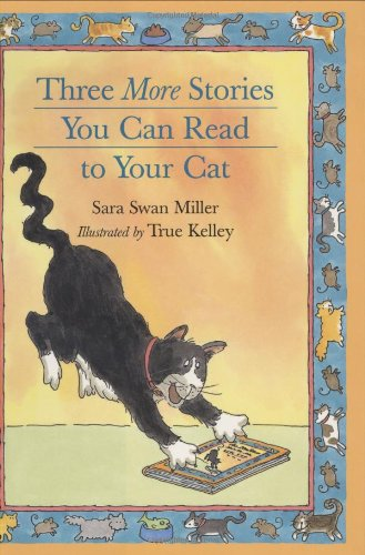 9780618110353: THREE MORE STORIES YOU CAN READ TO YOUR CAT