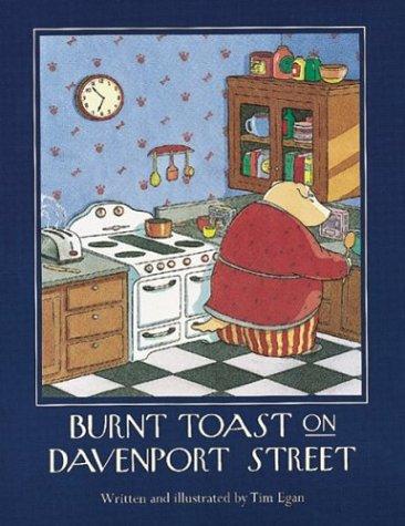 9780618111213: Burnt Toast on Davenport Street