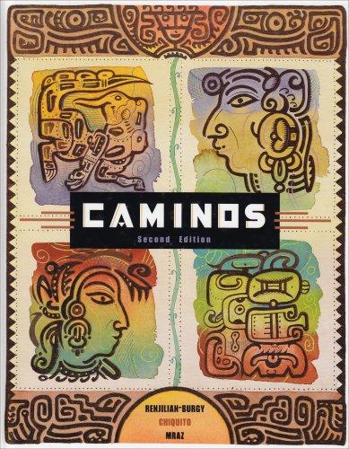 9780618112418: Caminos