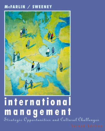 9780618113330: International Management Second Edition