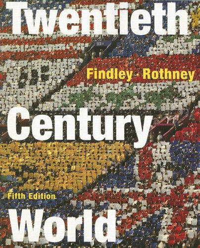 9780618115327: Twentieth Century World