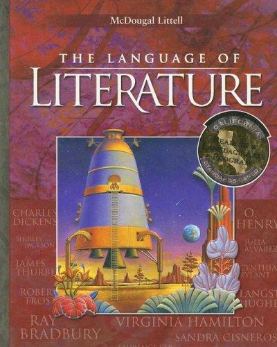 9780618115723: McDougal Littell Language of Literature California: Student Edition Grade 7 2002