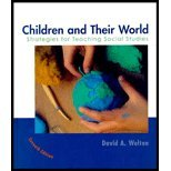 9780618116461: Children And Their World Seventh Edition