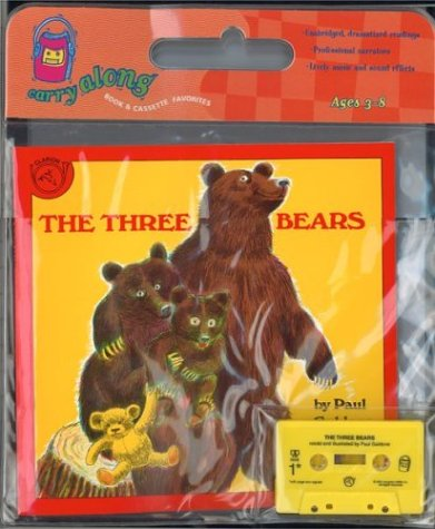 9780618117468: The Three Bears Book & Cassette (Paul Galdone Classics)