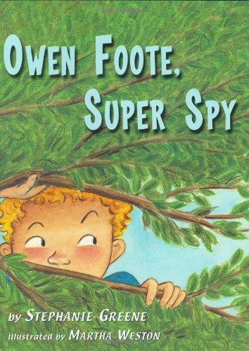 9780618117529: Owen Foote, Super Spy