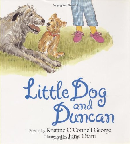 9780618117581: Little Dog and Duncan (Claudia Lewis Poetry Award)