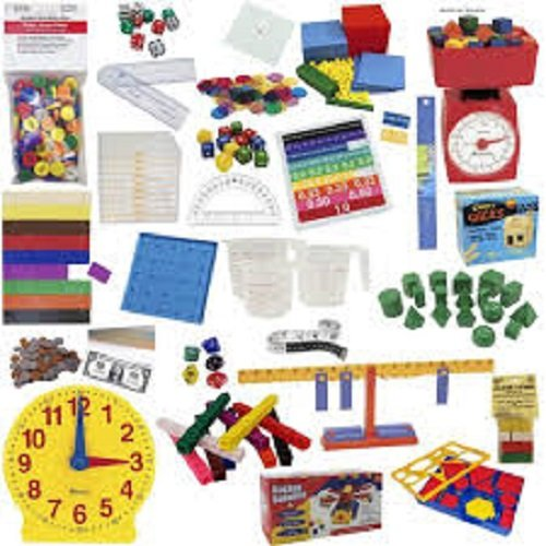 9780618118076: Math Teacher's Manip Kit LV 5-6 02