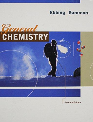9780618118373: General Chemistry