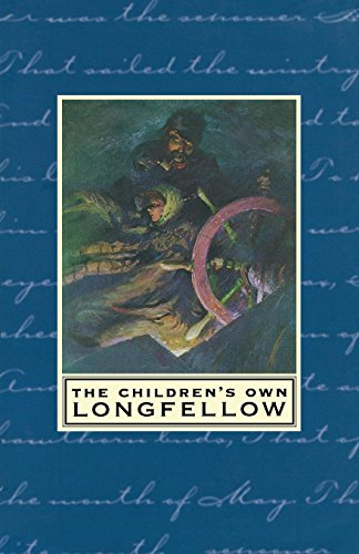 The Childrens Longfellow Books Treasury Of Great Childrens Books