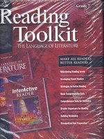The Language Of Literature, Grade 7: Reading Toolkit (2001 Copyright): Staff