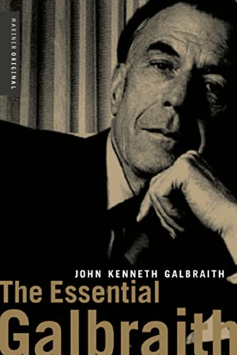 9780618119639: The Essential Galbraith