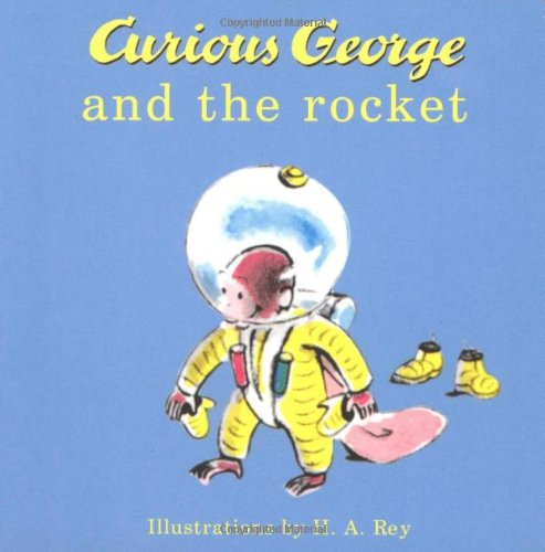 9780618120697: Curious George and the Rocket