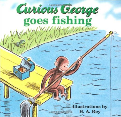 Curious George: Curious George Goes Fishing