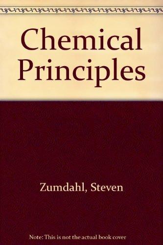 9780618120789: Chemical Principles