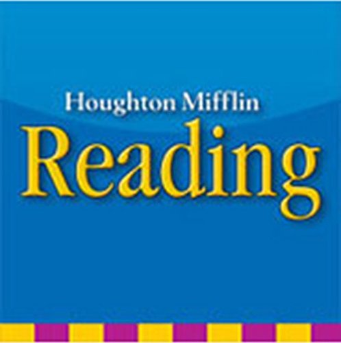 9780618120987: Houghton Mifflin Reading: The Nation's Choice: Alphafriend Stickers (25) K