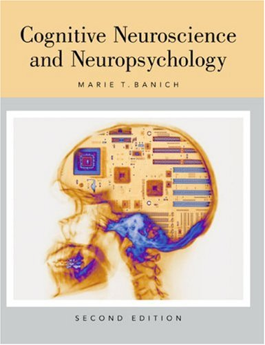 9780618122103: Cognitive Neuroscience and Neuropsychology