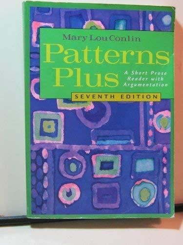9780618123094: Patterns Plus Seventh Edition