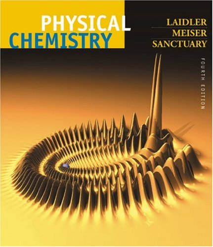 9780618123414: Physical Chemistry