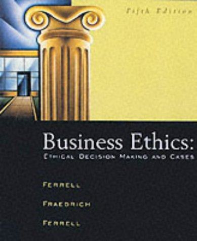 9780618124145: Business Ethics Fifth Edition