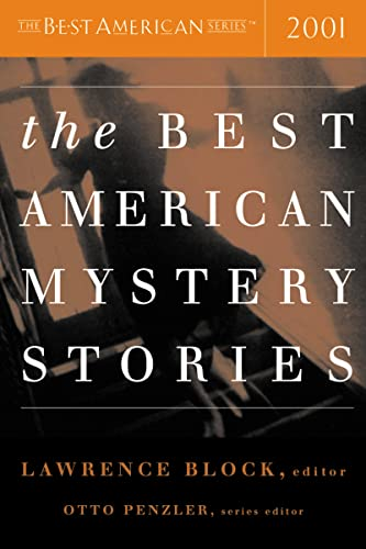 The Best American Mystery Stories 2001 (The Best American Series, 2001)