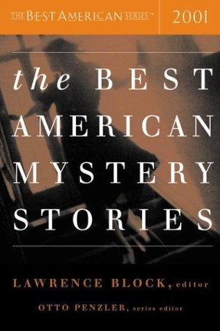 9780618124923: The Best American Mystery Stories 2001