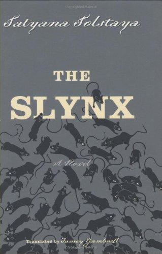9780618124978: The Slynx: A Novel