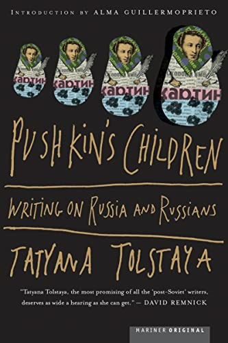 9780618125005: Pushkin's Children: Writing on Russia and Russians