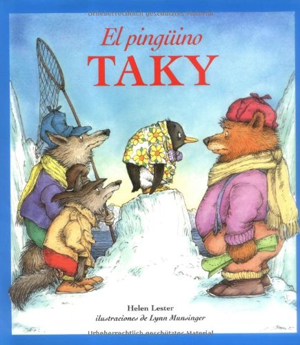9780618125302: El Pinguino Taky (Tacky the Penguin)