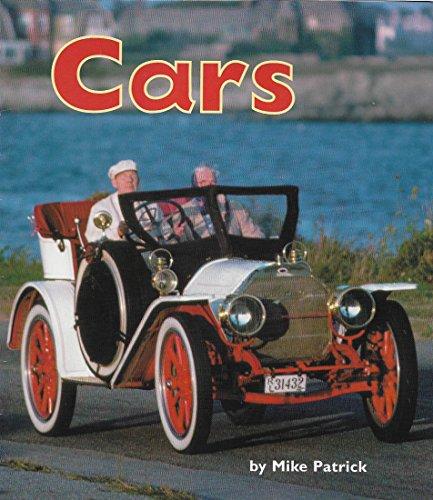 9780618125500: Houghton Mifflin Little Readers: Book 11 Cars