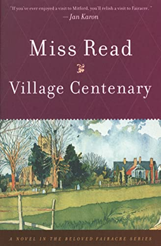 9780618127030: Village Centenary (The Fairacre Series #15)