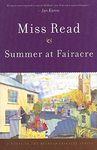 9780618127047: Summer at Fairacre
